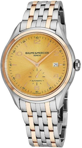 BAUME & MERCIER Clifton Small Seconds Automatic Gents Watch 10352